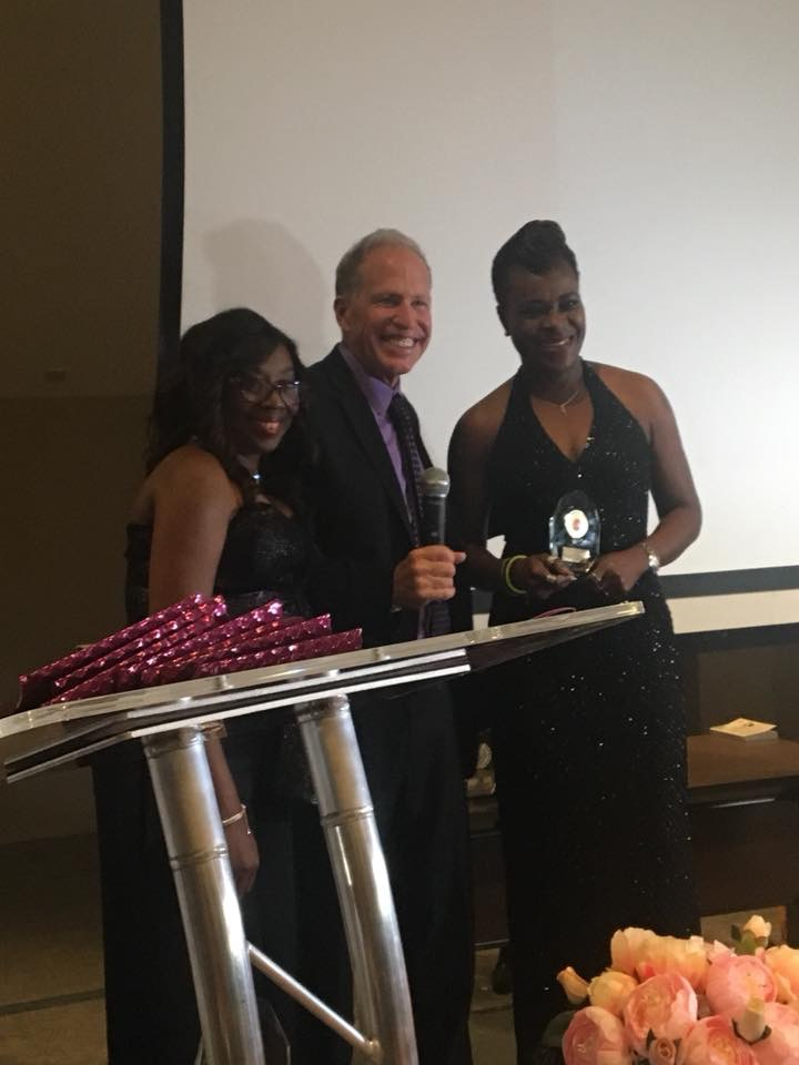 Service to the community award winner 2017
